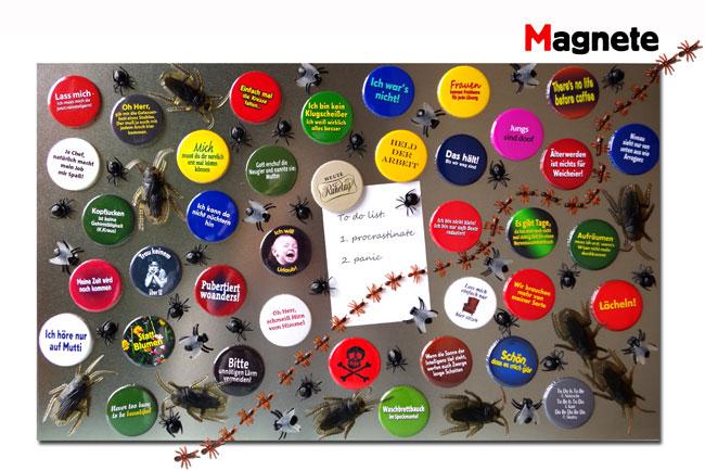 kunststelle buttons magnete postkarten und geschenke. Black Bedroom Furniture Sets. Home Design Ideas